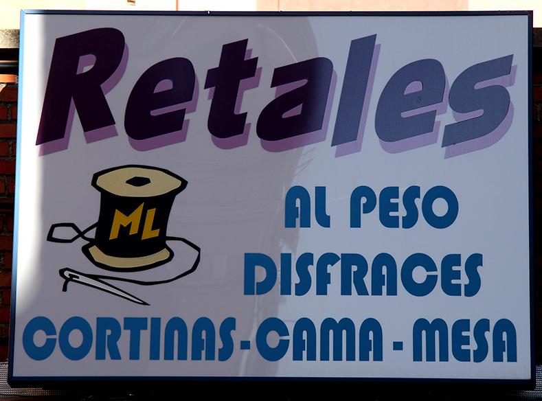 Retales Margarita   ASOCIACIÓN COMERCIO DE LEGANES